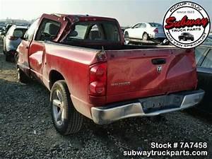 Used Parts 2007 Dodge Ram 1500 5 7l Hemi 2wd