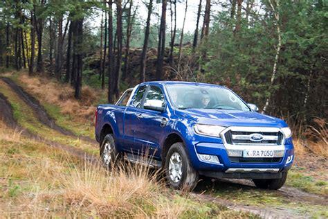 New Ford Ranger 2016 review