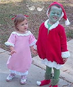 The Grinch and Cindy Lou Who - 2012 Halloween Costume ...
