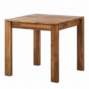 Esstisch Eiche Massiv : esstisch benwood eiche massiv home24 ~ Watch28wear.com Haus und Dekorationen