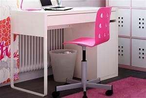 Bureau Chambre Fille : bureau pour fille ikea visuel 1 ~ Teatrodelosmanantiales.com Idées de Décoration
