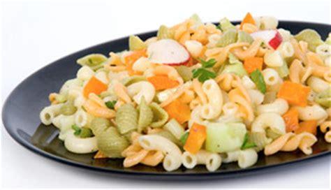 recette vinaigrette pour salade de pates froides salade de p 226 tes froides aux l 233 gumes recettes du qu 233 bec