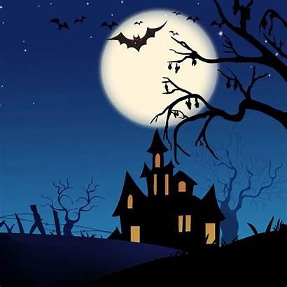 Halloween Wallpapers Ipad Air Spooky Phone 3d