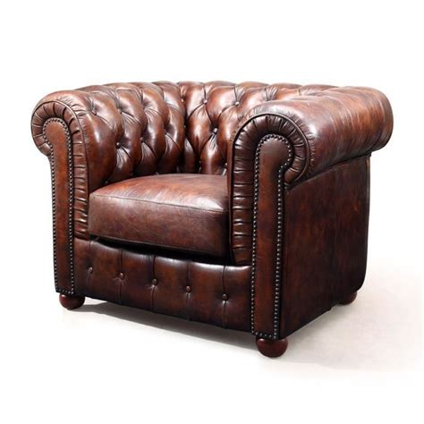 fauteuil chesterfield en cuir rose moore achat vente