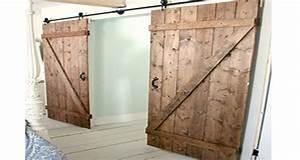 Comment Monter Une Porte Coulissante : comment separer une piece en deux digpres ~ Melissatoandfro.com Idées de Décoration
