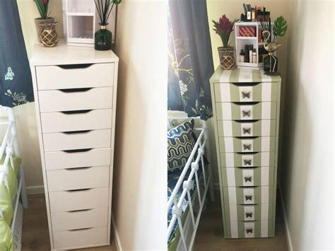 customise  ikea alex drawers love vicki louise