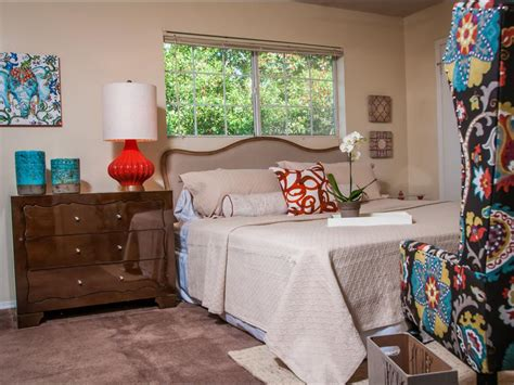 Affordable Before And After Bedroom Makeovers Hgtv