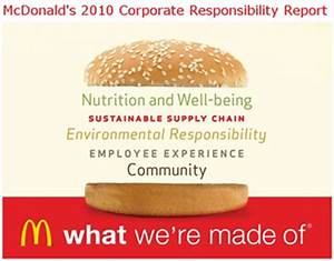 McDonald's Announces Commitment to Certified Sustainable ...