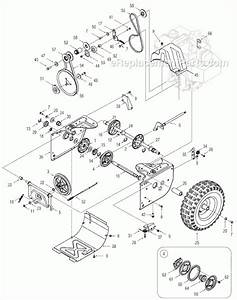 Snow King Snowblower Parts Diagram