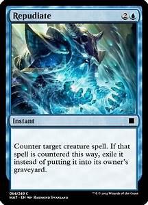 Some Blue Cards - Custom Card Creation - Magic ...