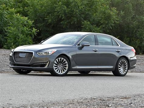 2017 Genesis G90 by The Spousal Report 2017 Genesis G90 Ny Daily News
