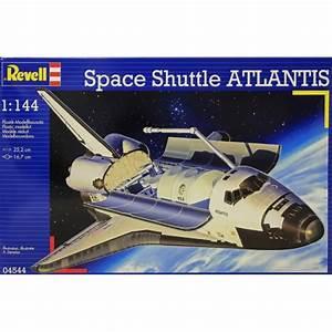 Revell Space Shuttle Atlantis - 1:144 Scale Kit - Revell ...