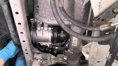 Part Replacing The Electric Water Pump Late Bmw