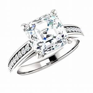 cyber monday engagement ring deals 2016 8mm asscher cut With cyber monday deals on wedding rings
