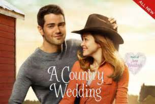 a country wedding its a wonderful your guide to family on tv quot a country wedding quot a hallmark