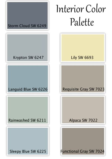 50 best farmhouse interior paint colors