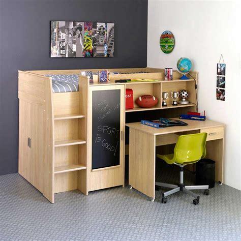 lit sureleve avec rangement lit avec rangement et bureau