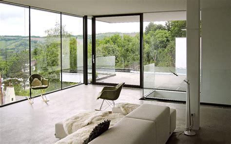 Glas Rahmenlos by Ganzglas Fenster Und Schiebet 252 Ren Schubert