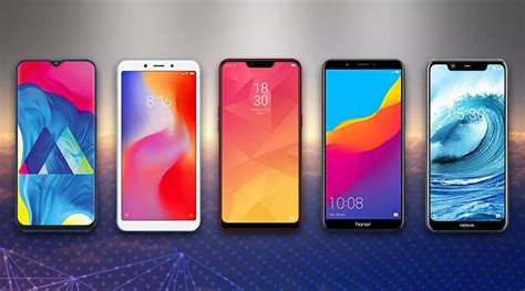 best smartphones rs 10 000 for jan 2019 samsung galaxy m10 redmi 6a nokia 5 1 plus and