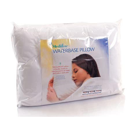 mediflow waterbase pillow mediflow waterbase support pillow from slumberslumber