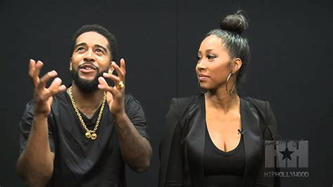 Omarion And His Wife