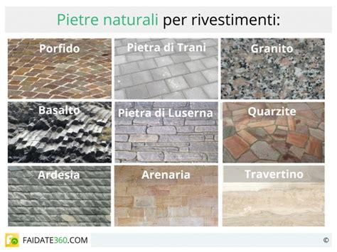 Tipi Di Piastrelle Per Interni by Rivestimenti In Pietra Naturale O Ricostruita Per