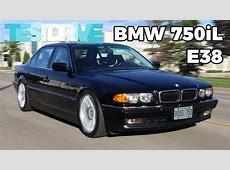V12 Ultimate Driving Machine 2000 BMW 750iL TestDrive