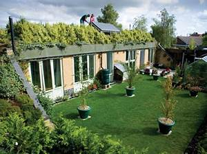 Home On Earth : retrofit old homes with geothermal earth sheltering planet forward ~ Markanthonyermac.com Haus und Dekorationen