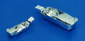 Weighing Boat Aluminum by Aluminum Weighing Boats W 215 L 215 D 4 Mm 215 12 Mm 215 4 Mm