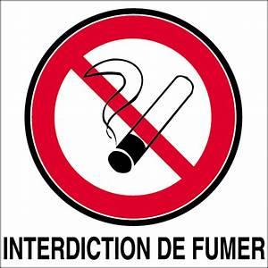 Panneau Interdiction De Fumer : panneau alu interdiction de fumer vente en ligne de ~ Melissatoandfro.com Idées de Décoration