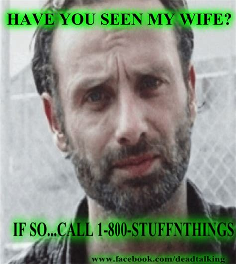 Walking Dead Stuff And Things Meme - 307 best images about rick grimes stuff things on pinterest