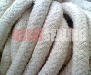 china ceramic fiber braided  rope  cf china