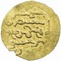 ILKHAN: Arghun, 1284-1291, AV dinar (5.49g) (Tabriz ...