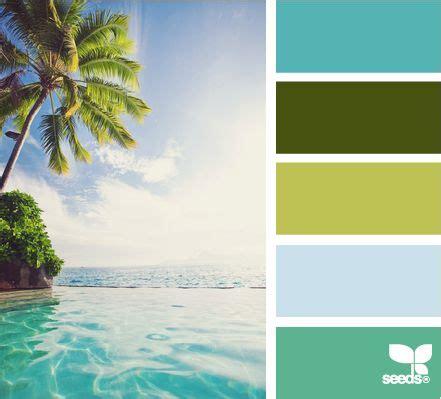 ideas  beach color palettes  pinterest