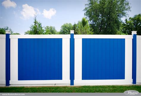 vinyl fence colors images of illusions pvc vinyl wood grain and color fence