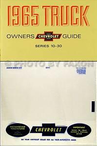 1964 Chevrolet Pickup Truck Wiring Diagram Manual Reprint