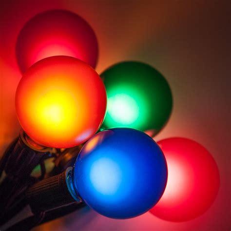 patio lights multicolor satin party lights