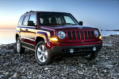 New Jeep Patriot In 2016? Rumors and Facts