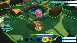 Test De Mario   The Lapins Cr U00e9tins   Kingdom Battle Sur