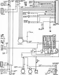 Chevy Truck Underhood Wiring Diagram