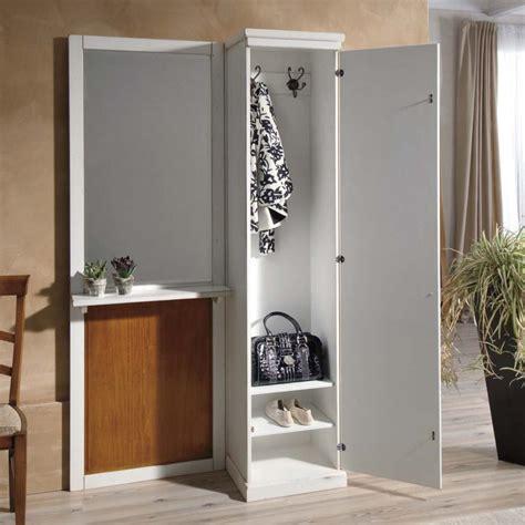 armadio ingresso con specchio mobile da ingresso con specchio t32