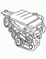 Coloring Parts Engine Train Steam Popular Diesel Getdrawings Sheets sketch template