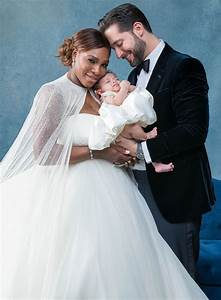 Serena Williams Wedding Dress Designer and Photos | PEOPLE.com
