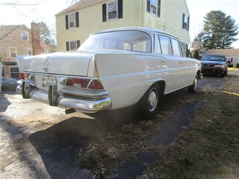 The car is in perfect condition overall and is ready to drive. 1964 Mercedes-Benz 220 for Sale | ClassicCars.com | CC-1235393