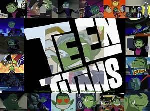 Teen Titans Bea... Beast Boy Quotes
