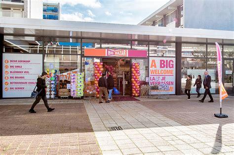 big bazar xl heeft haar deuren geopend