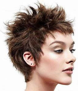 Short Spiky Haircuts Hairstyles For Women 2018 Page 8