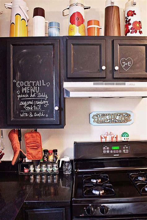 chalk paint ideas kitchen 12 creative kitchen cabinet ideas