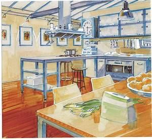 Dessin Intérieur Maison : dessin interieur maison ~ Preciouscoupons.com Idées de Décoration