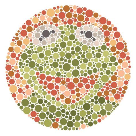 green color blindness test it s not that easy being seen chayground kermit